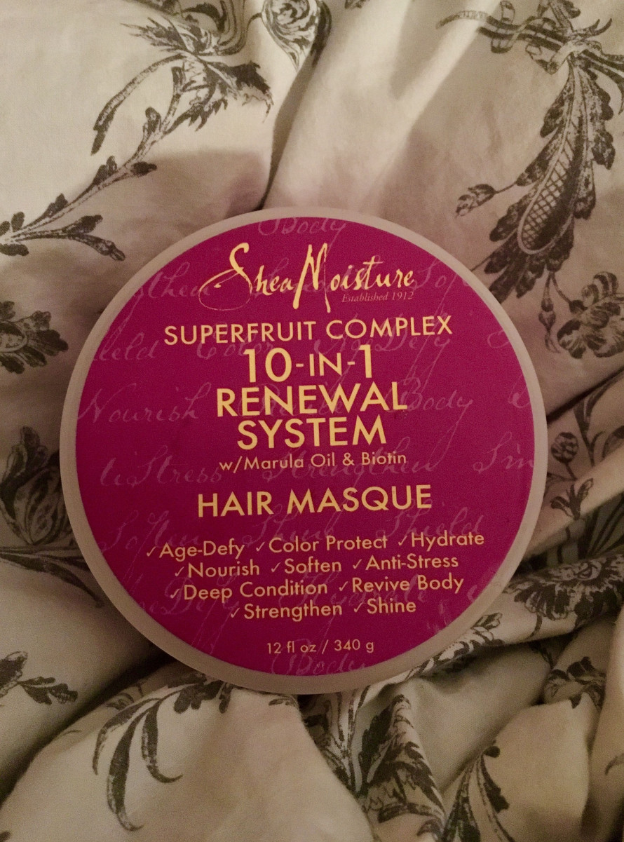 Shea Moisture Superfruit Masque 326ml